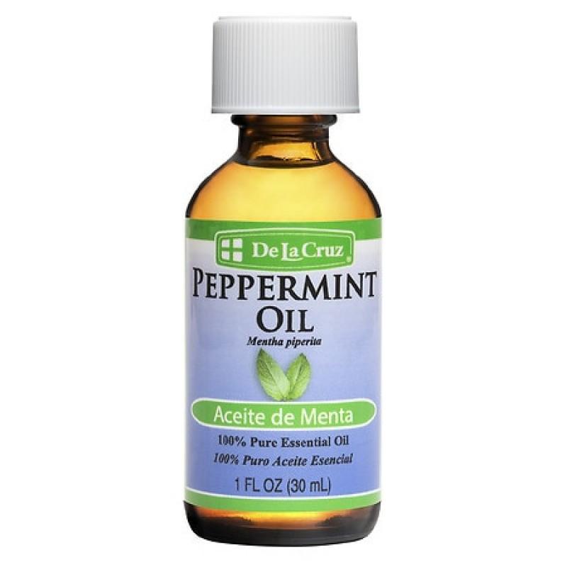 100% Pure Peppermint Essential Oil 1.0 fl oz
