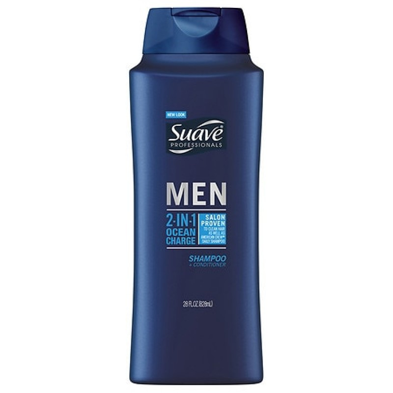 2 in 1 Shampoo and Conditioner Ocean Charge 28.0 oz