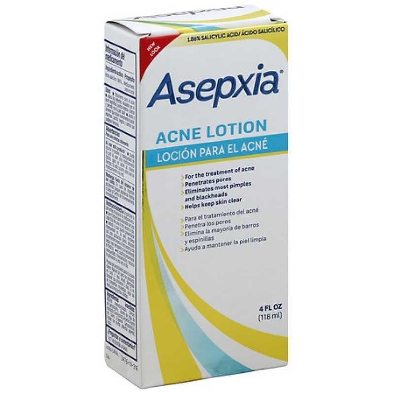 Asepxia Acne Lotion 4.0 oz