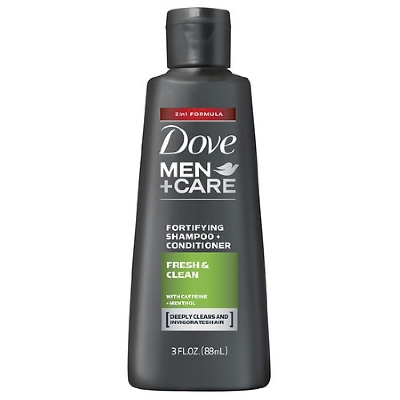 2 in 1 Shampoo and Conditioner Fresh & Clean 3.0 oz