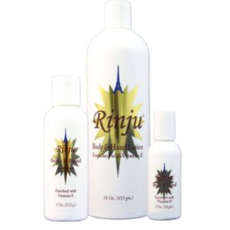 Rinju Body and Hand Lotion