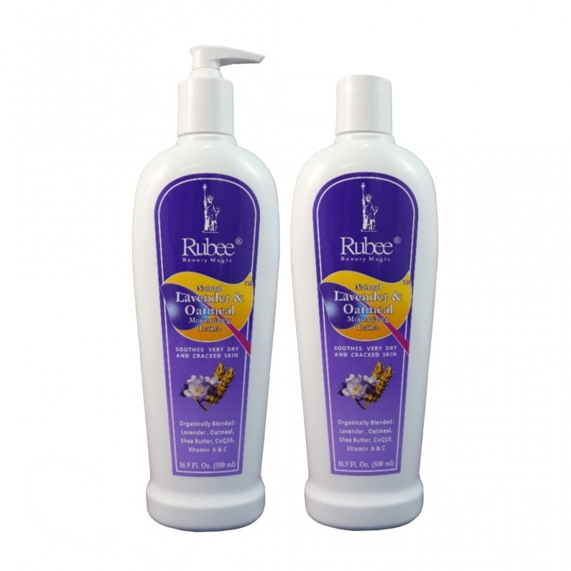 Rubee Natural Lavender an...